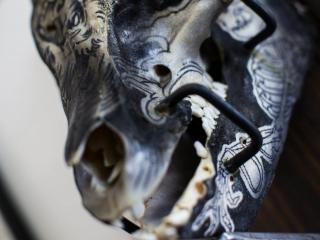 The Ace and Sword Tattoo Parlour Etobicoke Longbranch Toronto Animal Skull