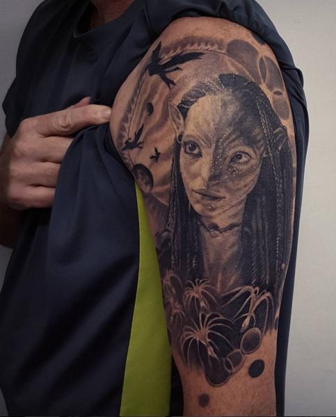 The Ace and Sword Tattoo Parlour Etobicoke Longbranch Toronto Tattoo by Danielle-Avatar