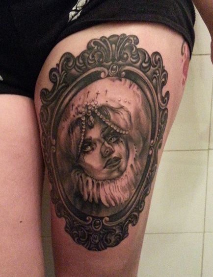 The Ace and Sword Tattoo Parlour Etobicoke Longbranch Toronto Tattoo by Danielle-Michael Hussar