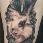 The Ace and Sword Tattoo Parlour Etobicoke Longbranch Toronto Tattoo by Danielle-Rabbit