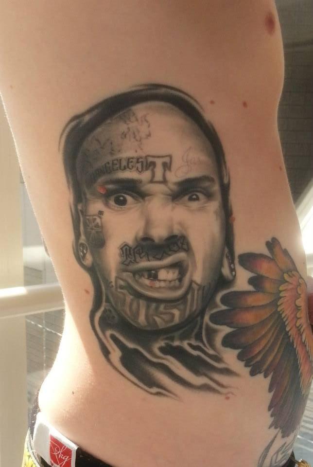 The Ace and Sword Tattoo Parlour Etobicoke Longbranch Toronto Tattoo by Danielle-Trigz
