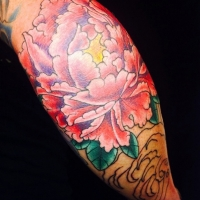 The Ace and Sword Tattoo Parlour Etobicoke Longbranch Toronto Tattoo by Dave-Flowers