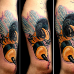 The Ace and Sword Tattoo Parlour Etobicoke Longbranch Toronto Tattoo by Dave-Hornet