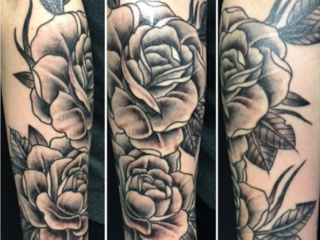 The Ace and Sword Tattoo Parlour Etobicoke Longbranch Toronto Tattoo by Dave-Roses