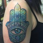 The Ace and Sword Tattoo Parlour Etobicoke Longbranch Toronto Tattoo by Elyse-Hamsa