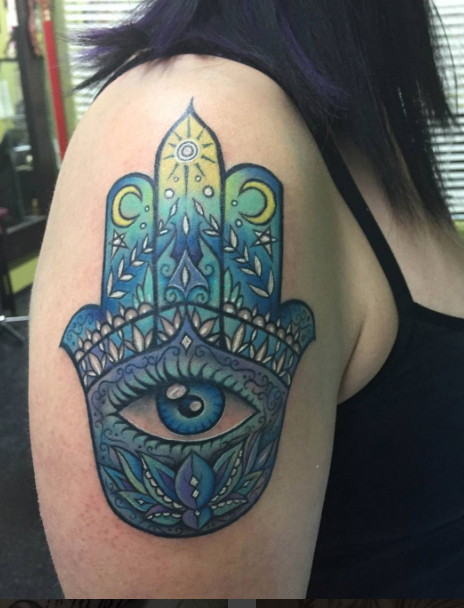 The Ace and Sword Tattoo Parlour Etobicoke Longbranch Toronto Tattoo by Elyse-Hamsa