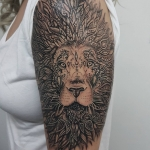 The Ace and Sword Tattoo Parlour Etobicoke Longbranch Toronto Tattoo by Elyse-Lion