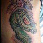 The Ace and Sword Tattoo Parlour Etobicoke Longbranch Toronto Tattoo by Elyse-Lizard Lady