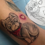 The Ace and Sword Tattoo Parlour Etobicoke Longbranch Toronto Tattoo by Elyse-Pug Life