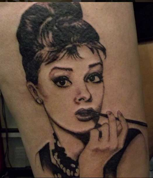 The Ace and Sword Tattoo Parlour Etobicoke Longbranch Toronto Tattoo by Kelly-Audrey Hepburn