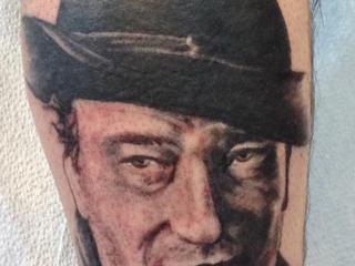 The Ace and Sword Tattoo Parlour Etobicoke Longbranch Toronto Tattoo by Kelly-John Wayne
