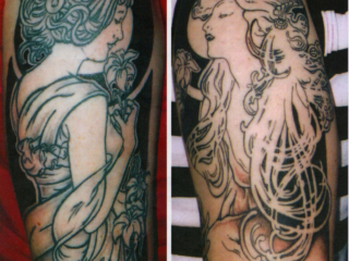 The Ace and Sword Tattoo Parlour Etobicoke Longbranch Toronto Tattoo by Kelly-Mucha