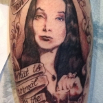 The Ace and Sword Tattoo Parlour Etobicoke Longbranch Toronto Tattoo by Kelly-Portrait