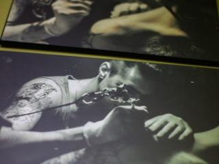 The Ace and Sword Tattoo Parlour Etobicoke Longbranch Toronto Wall Art