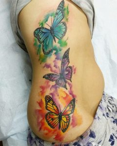 The Ace and Sword Tattoo Parlour Etobicoke Longbranch Toronto Tattoo by Laura-Butterflies