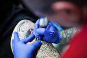 How to get the perfect Toronto Tattoo-Tattoo in Progress