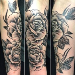 How to get the perfect Toronto Tattoo-tattoo by Laura